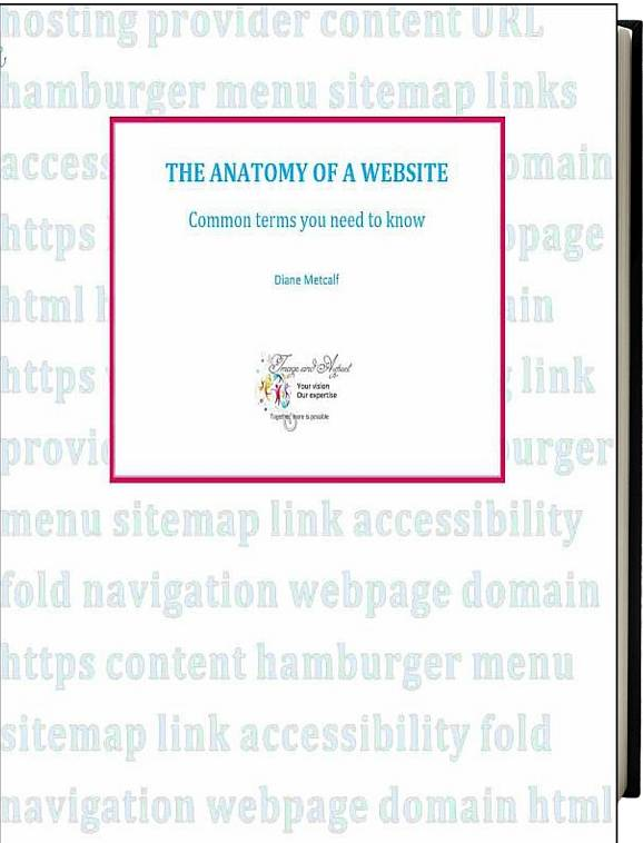 Anatomy of a Website Book